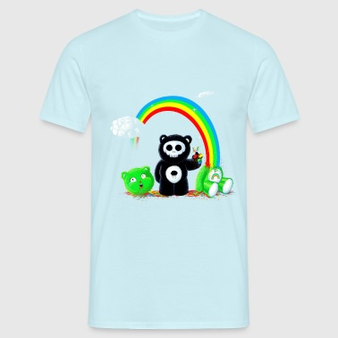 over the rainbow  - T-shirt Homme