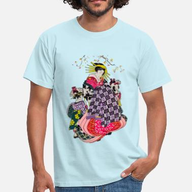 Geisha Geisha 4 - Men's T-Shirt