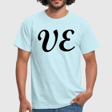 VE - Herre-T-shirt