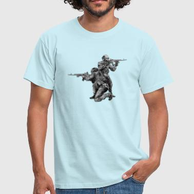 Special Forces - T-shirt herr
