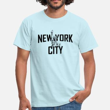 Frank Sinatra New York City - Men's T-Shirt