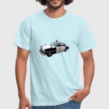 Canadian Police car - T-shirt Homme