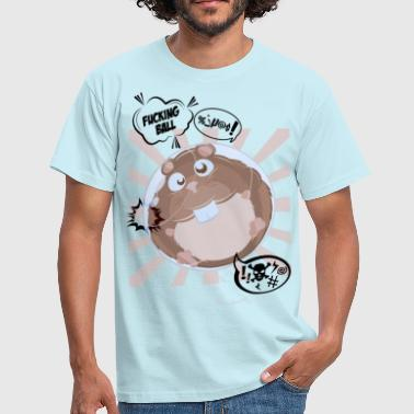 HamsterBall (FREE) - T-shirt Homme