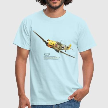Airplane FIGHTER PLANES 5 - FIGHTER AIRCRAFTS 5 - Men's T-Shirt