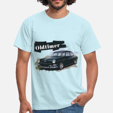Automotive Oldtimer Car, Design, Oldscool, Automotive - Men's T-Shirt