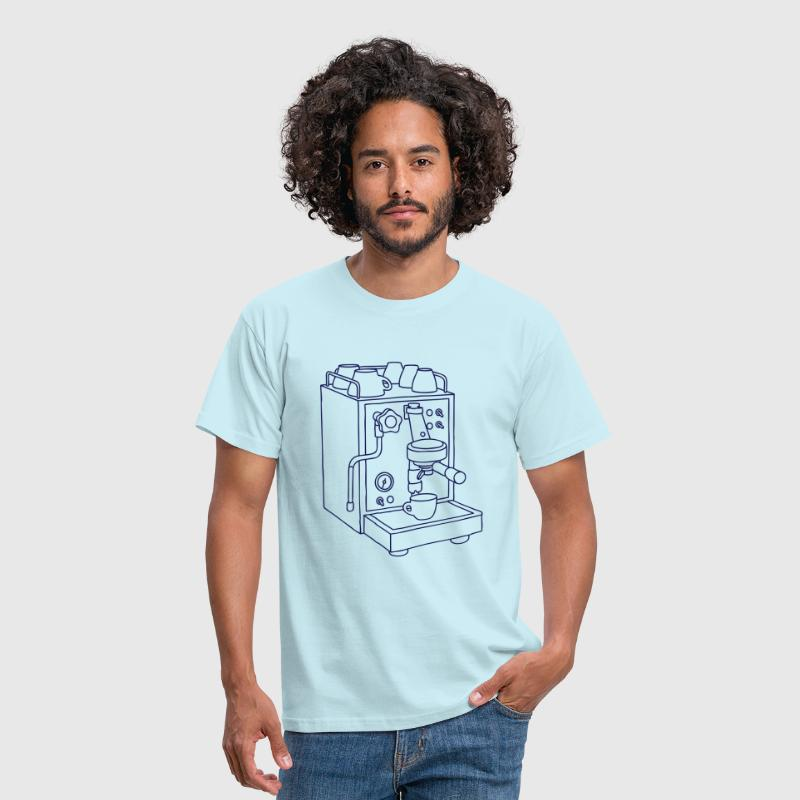 Espresso machine Barista - Men's T-Shirt