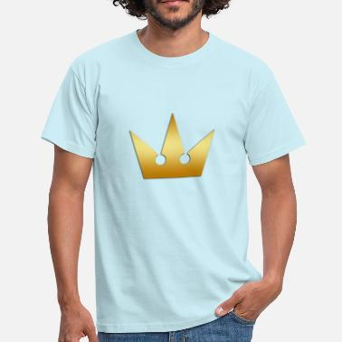 Kingdom Hearts KH Crown - Mannen T-shirt