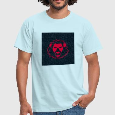 The red lion - Men's T-Shirt