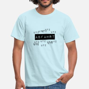 Departure Departure - Men's T-Shirt