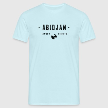 Abidjan - Men's T-Shirt