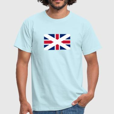 Union Jack Scotland Scottish Union - Men's T-Shirt