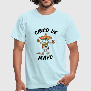 Cinco De Mayo - Masterminds - T-shi - Men's T-Shirt
