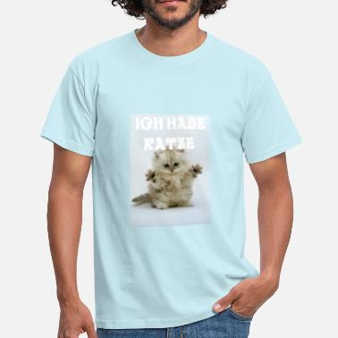 I have cat dearest cat - Men's T-Shirt