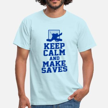 Shop Hockey Goalie T Shirts Online Spreadshirt