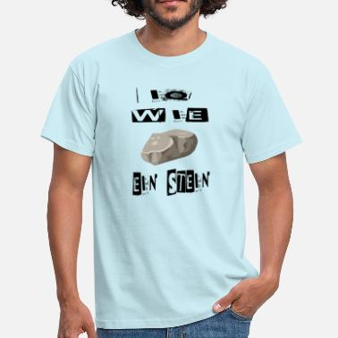Iq IQ LIKE EINSTEIN - T-shirt Homme