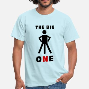 Big One The big one - Men's T-Shirt