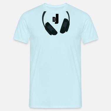 6fa32d25c Auriculares Dj Auriculares de DJ - Camiseta hombre