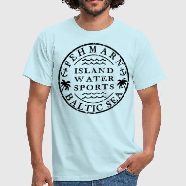 Fehmarn Water Sports - Men's T-Shirt
