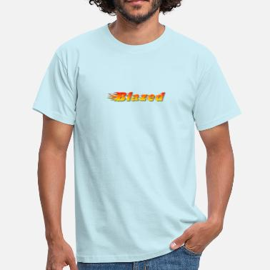 Blazing Blazed - Men's T-Shirt