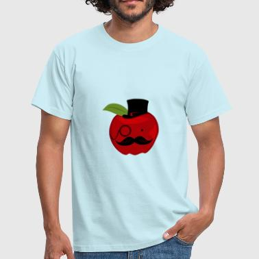 Sir Apple Red - T-shirt Homme