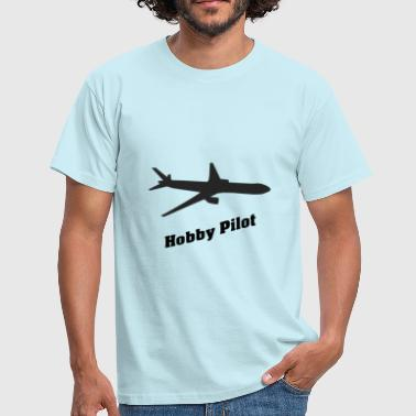Ground Pilot Hobby pilot - Men's T-Shirt