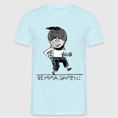 #spreadgaming - Männer T-Shirt