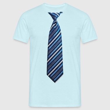 tie 3 - Men's T-Shirt