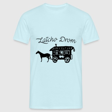 Tee shirts latcho drom - T-shirt Homme