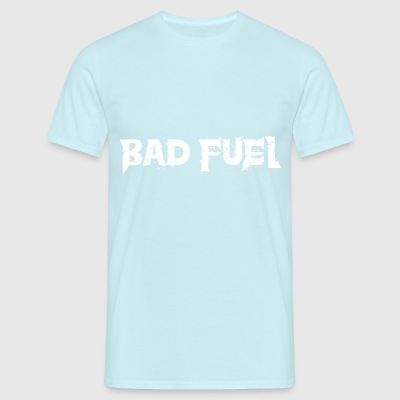 Fuel logo Bad - T-skjorte for menn