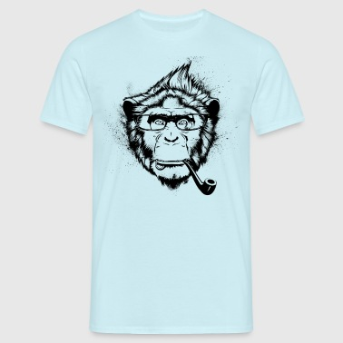 Ironique Chimp - T-shirt Homme