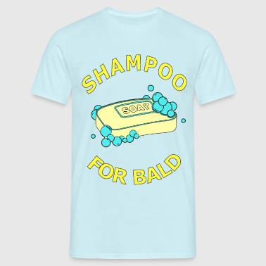 shampoo for bald - Men's T-Shirt