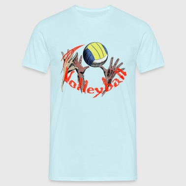 volleyball - T-shirt Homme