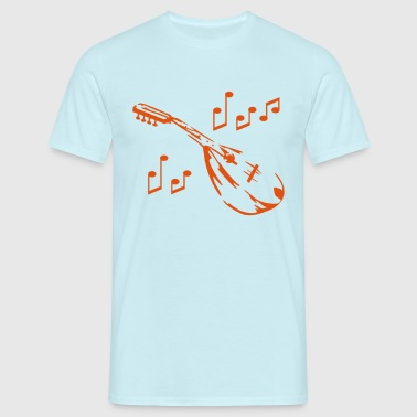 mandolin - Men's T-Shirt