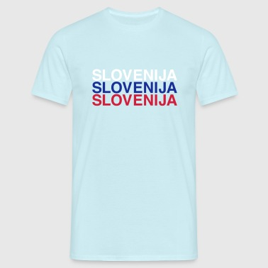SLOVENIA - Men's T-Shirt