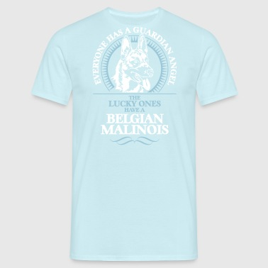 GUARDIAN ANGEL BELGIAN MALINOIS - Männer T-Shirt
