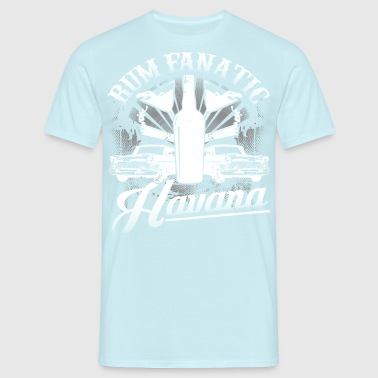 T-Shirt Rum Fanatic - Havanna - Männer T-Shirt