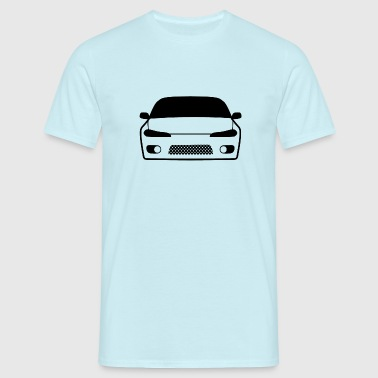 JDM Car eyes S15 | T-shirts JDM - Men's T-Shirt