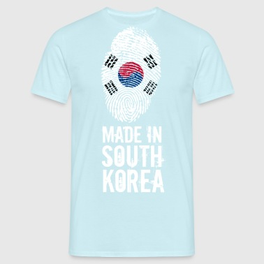 Made In South Korea / Corée du Sud / 대한민국, 大韓民國 - T-shirt Homme