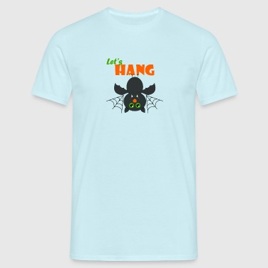 Let's Hang - Herre-T-shirt