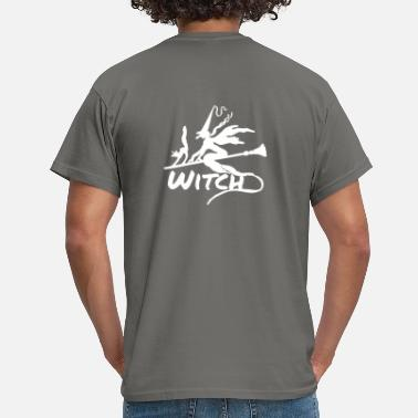Witch Witch Witch - Men's T-Shirt
