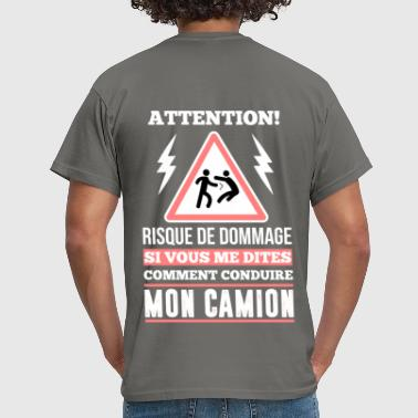 Attention ROUTIER - T-shirt Homme