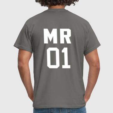Mr 01 - T-shirt Homme