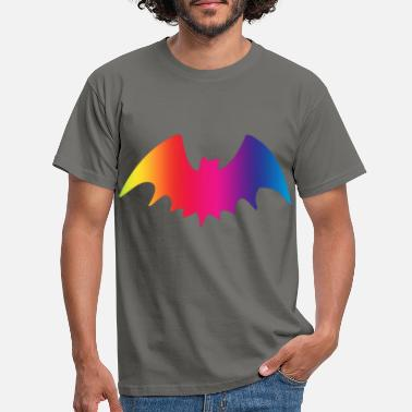 Bat Bat Bat Wing Bats - Men's T-Shirt
