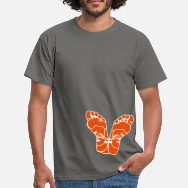 feets - Men's T-Shirt