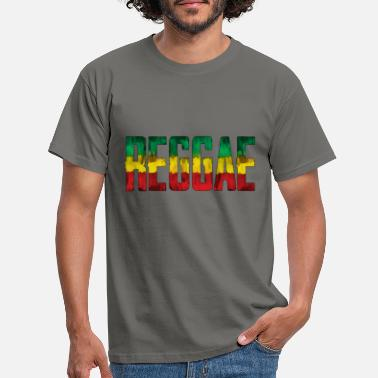 Ragga Raggae xxl - Men's T-Shirt