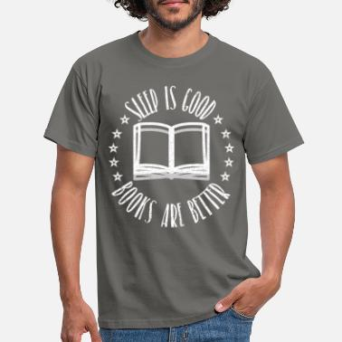 Book Children Books shirt children - Men's T-Shirt