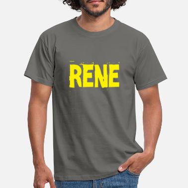 Renee Rene - Men's T-Shirt