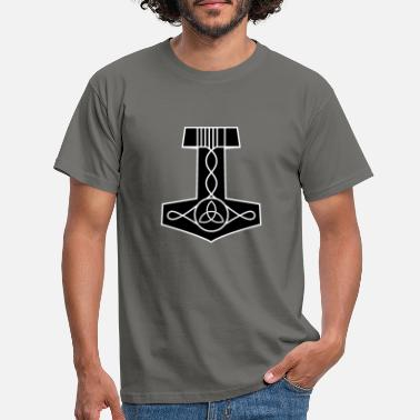 Familjevapen TheSwedishViking - T-shirt herr