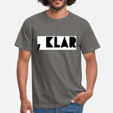 Clear Koma clear - Men's T-Shirt