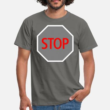 Stop End Off Final - T-shirt Homme